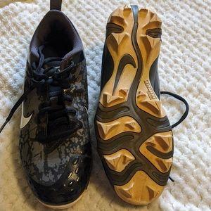 Nike Fastflex softball cleats, sz 8.5
